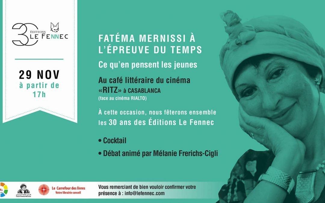 Fatéma Mernissi à l'épreuve du temps